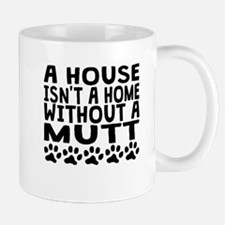 Without A Mutt Mugs
