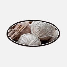 Organic Yarn Patch