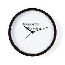 Unique Chant Wall Clock