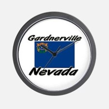 Gardnerville Nevada Wall Clock