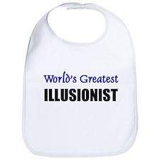 Worlds Greatest ILLUSIONIST Bib