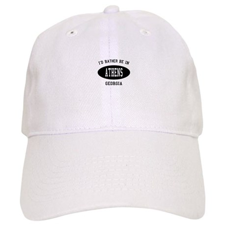 I'd Rather Be in Athens, Geor Cap