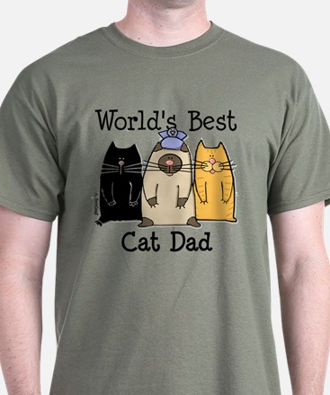 Unique Cat lover T-Shirt