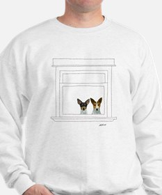Unique Basenji Sweatshirt