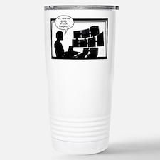 Cute Police dispatcher Travel Mug