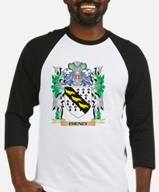 Cheney Coat of Arms - Family Crest Baseball Jersey