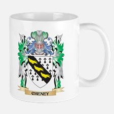 Cheney Coat of Arms - Family Crest Mugs