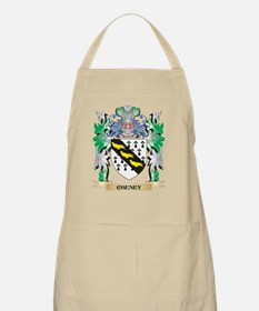 Cheney Coat of Arms - Family Crest Apron