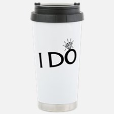 I DO Travel Mug