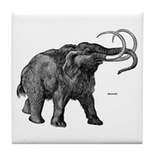 Mammoth Tile Coaster