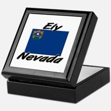 Ely Nevada Keepsake Box