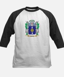 Chew Coat of Arms - Family Crest Baseball Jersey