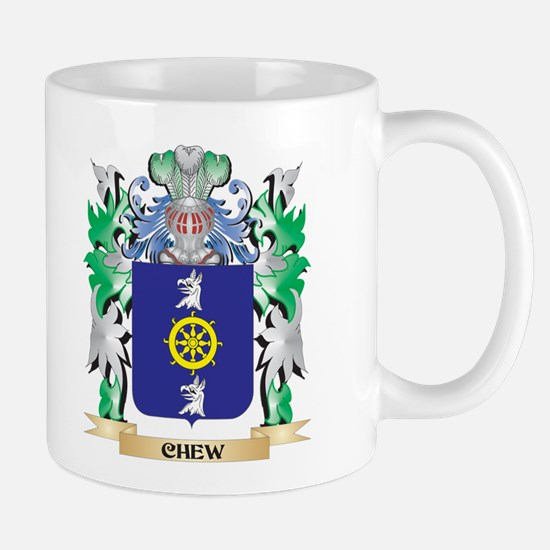 Chew Coat of Arms - Family Crest Mugs