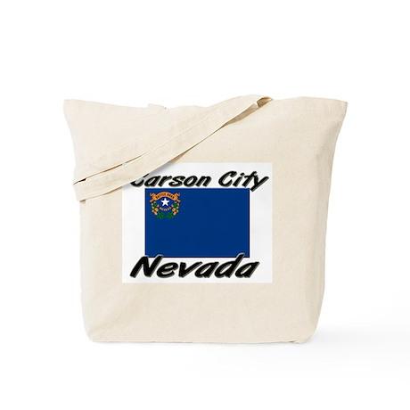 Carson City Nevada Tote Bag