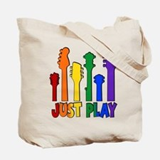 JUST PLAY (both sides) Tote Bag