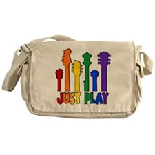 JUST PLAY Messenger Bag