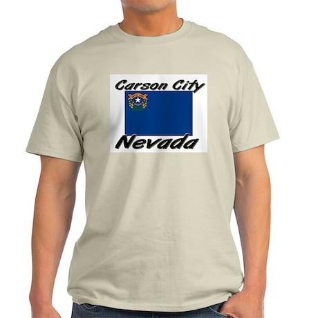Carson City Nevada Light T-Shirt