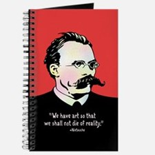 Nietzsche - Art v. Reality Journal