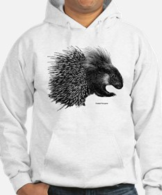 Crested Porcupine Hoodie