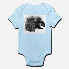 Crested Porcupine Infant Creeper