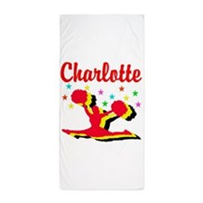 CHEER 4EVER Beach Towel