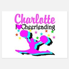 CHEER 4EVER Invitations