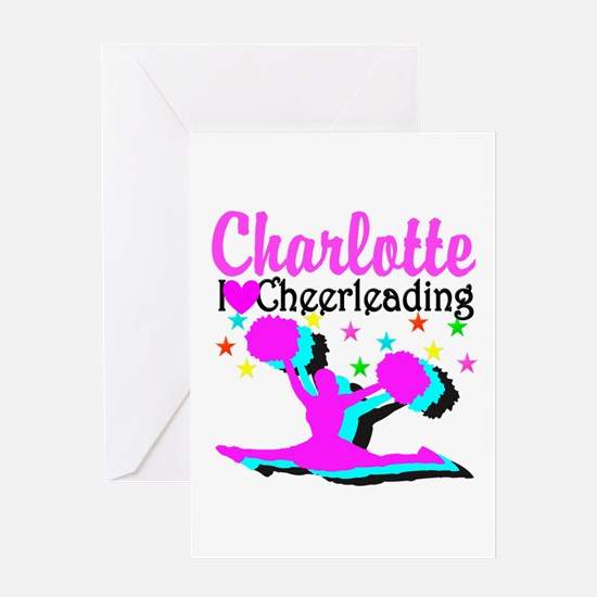 CHEER 4EVER Greeting Card