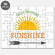Good Morning Sunshine Puzzle