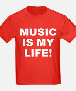 Music Is My Life! T