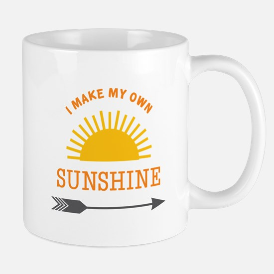 Make My Sunshine Mugs