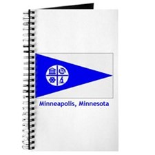 Minneapolis MN Flag Journal