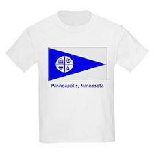 Minneapolis MN Flag T-Shirt