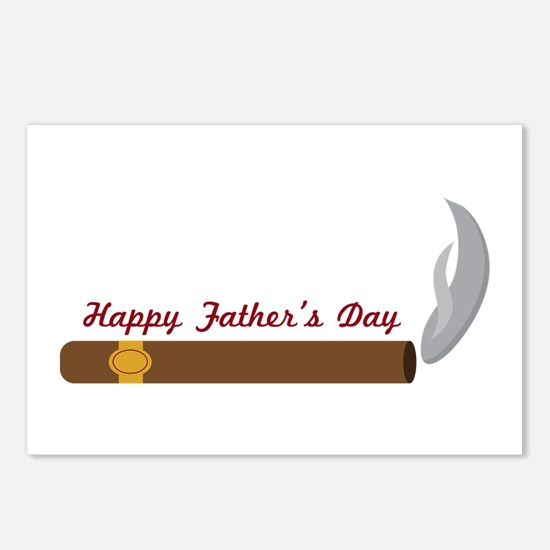 Fathers Day Cigar Postcards (Package of 8)