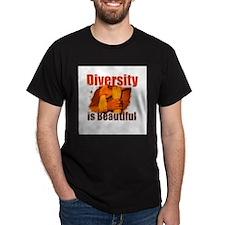 Funny Ethnic pride diversity T-Shirt