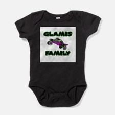 Cool Dune buggies Baby Bodysuit