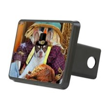 Thanksgiving Chihuahua Hitch Cover