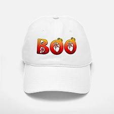 Boo Halloween T-Shirts Baseball Baseball Cap