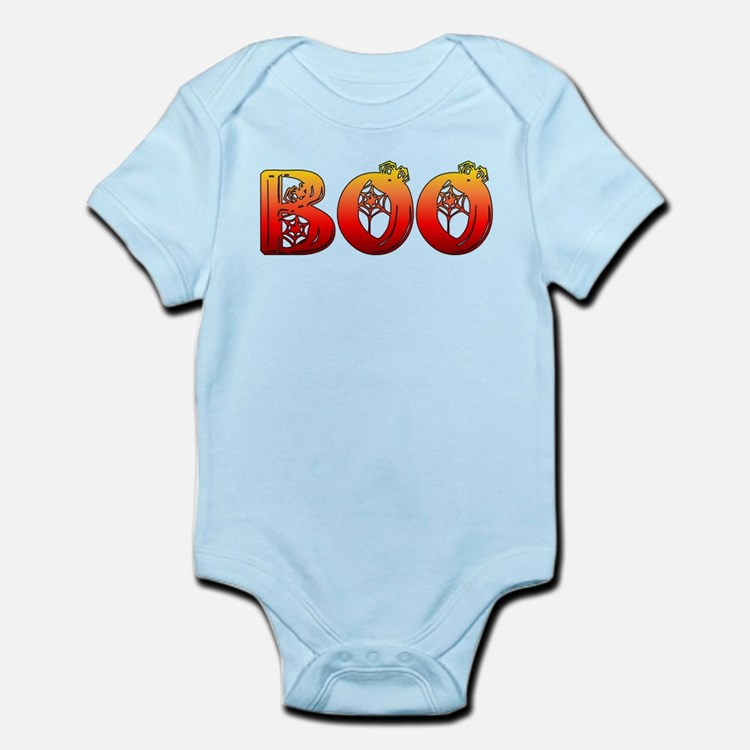 Boo Halloween T-Shirts Infant Bodysuit