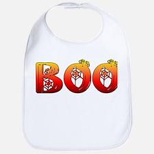 Boo Halloween T-Shirts Bib
