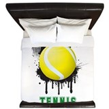 Tennis ball King Duvet Covers