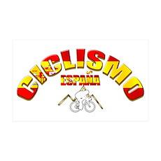 Spain Cycling Wall Sticker