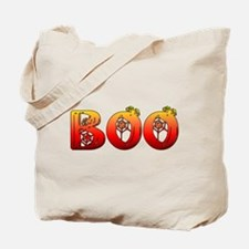 Boo Halloween Gifts and Decorations Tote Bag