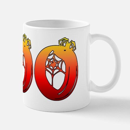 Boo Halloween Gifts and Decorations Mug