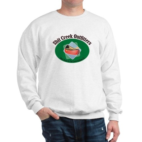 Shit Creek Paddles Sweatshirt