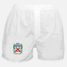 Christopher Coat of Arms - Family Cre Boxer Shorts