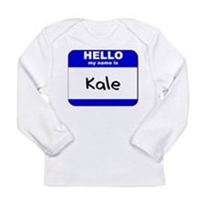 Cool Recipes Long Sleeve Infant T-Shirt