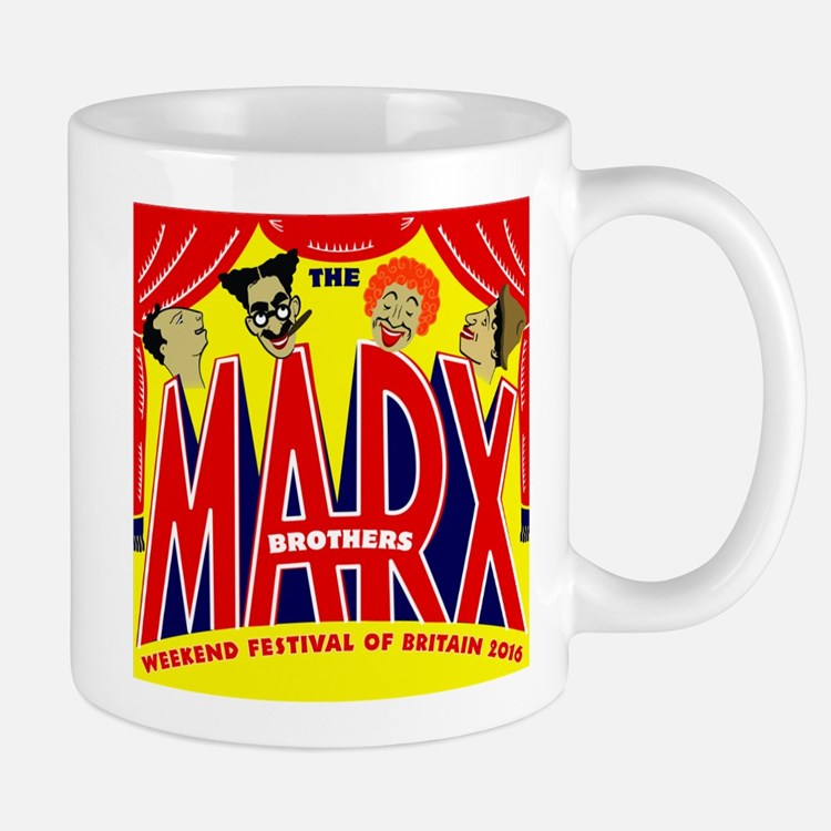 Marx Brothers Festival 2016 Mugs