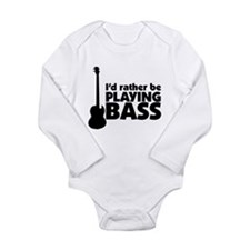 Unique Guitar Onesie Romper Suit