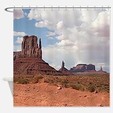 Monument Valley, Utah 3 Shower Curtain