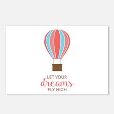 Let Dreams Fly Postcards (Package of 8)